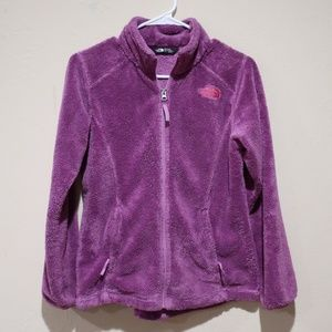 The North Face Fuzzy Fleece Girls sz Large (14/16)